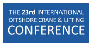 22nd Crane and lifting conference