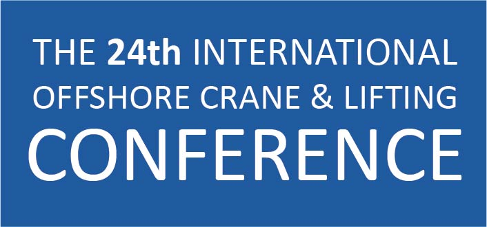 24th Crane and lifting conference